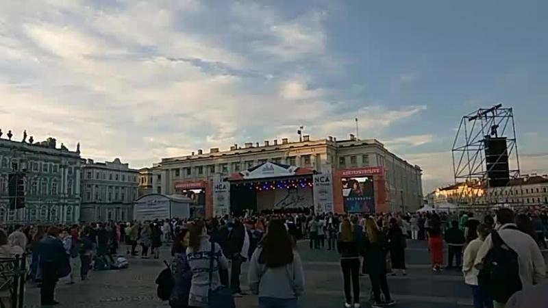 ПетербургLive Высоцкий 80 Animal Djaz