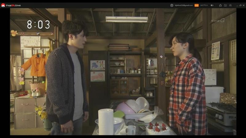 81 連続テレビ小説 半分、青い。(105)「帰りたい!」【Asadora Hanbun, Aoi】