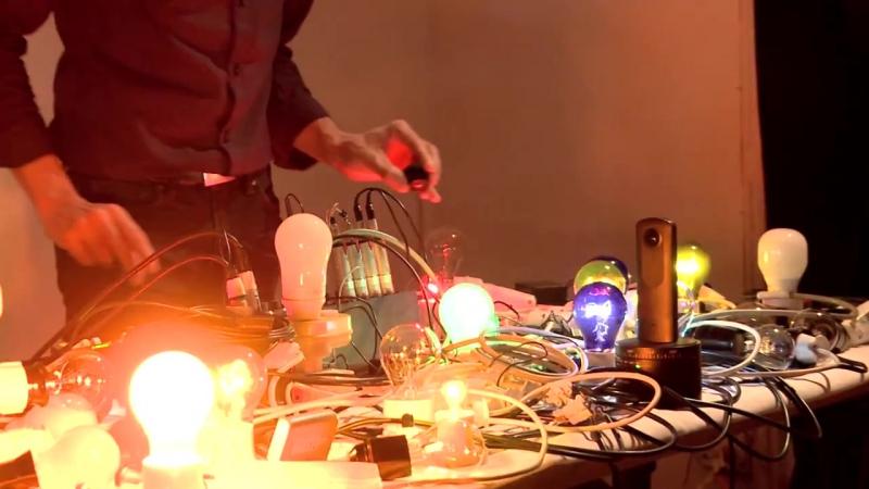 Michael Vorfeld Hans Tammen Dark Circuits Festival 2017
