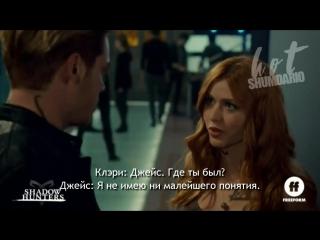 Shadowhunters Trailer 3x04   RUS SUB   HS