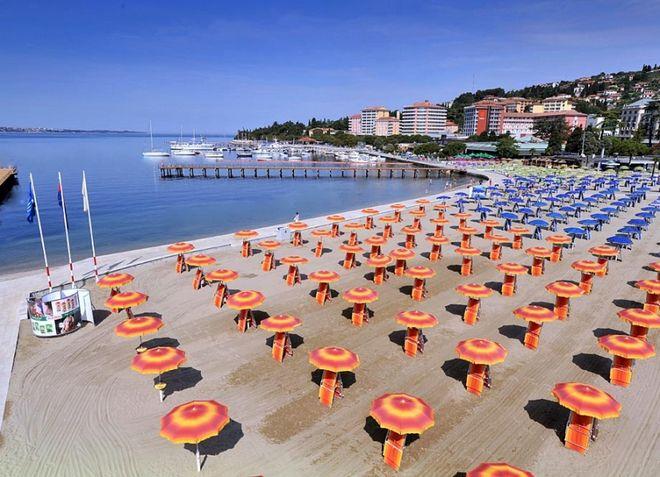 Термальные источники и пляжи Словении, изображение №4
