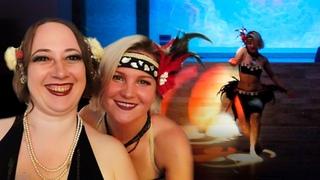 Zhanna @ Tribal festival of Roksana Bashkirova  Maohi tribe  Tahitian dance in Russia