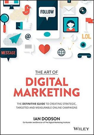 Ian Dodson - The Art of Digital Marketing
