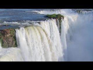 Красота земли - природа, водопад, реки, озёра, горы, вулканы, байкал, виктория