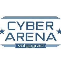 Логотип Cyberarena Волгоград (Esports Network)