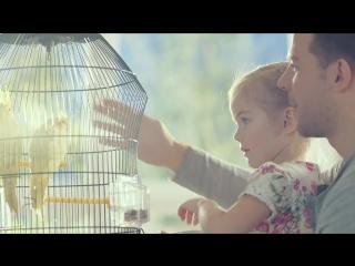 Агуша.Творожок и   йогурт  со злаками. ТВ-ролик, 2014 год.