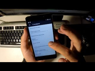 Прошивка Lenovo K3 Note на русский Android 6.0