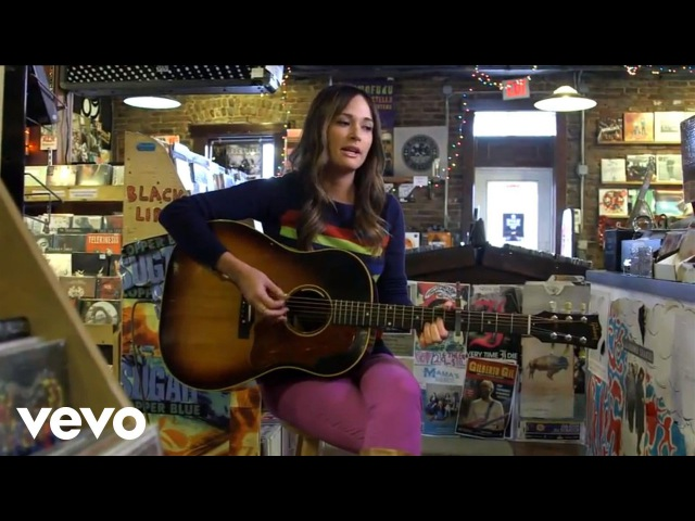 Kacey Musgraves Merry Go 'Round Acoustic Performance VEVO LIFT