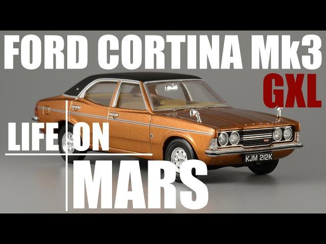 Ford Cortina Mk III GXL Life On Mars Vanguards 1 43 смотреть онлайн без регистрации