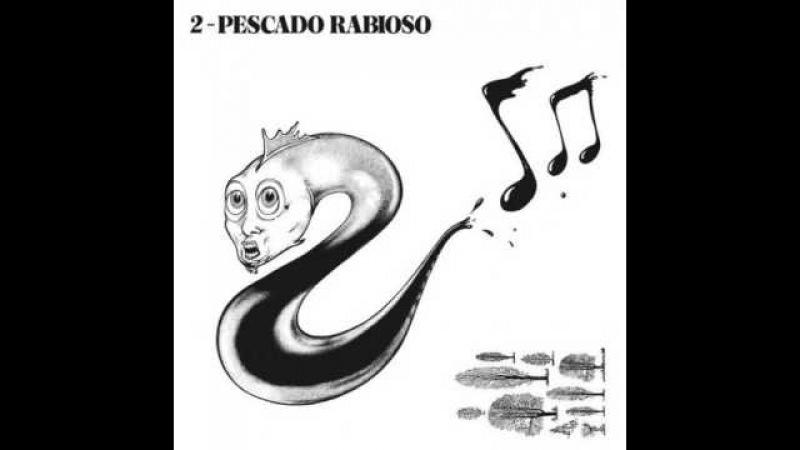 Pescado Rabioso Sombra De La Noche Negra Pescado 2 LP 1973 Progressive Hard Rock Argentina