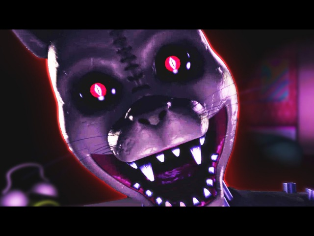 HOW TO LEARN THE HARD WAY Five Nights at Candy's 3 Part 4