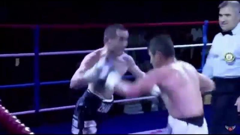Zhanat Zhakiyanov Kazakhstan Hector Rolando Gusman Argentina КО6