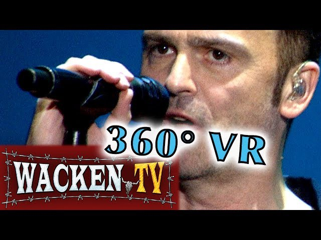 Blind Guardian - The Bard's Song (In the Forrest) - 360° VR - Live at Wacken Open Air 2016