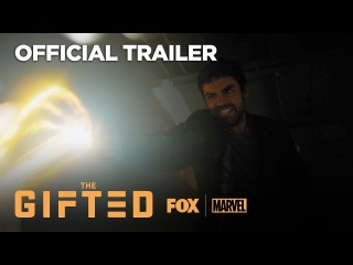 Marvel's THE GIFTED - Official Trailer