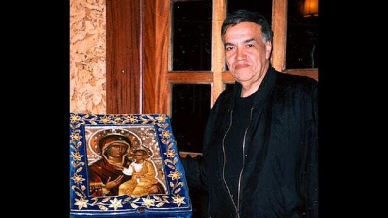 хранитель мироточивой иконы Иверской брат Иосиф Хосе Муньос