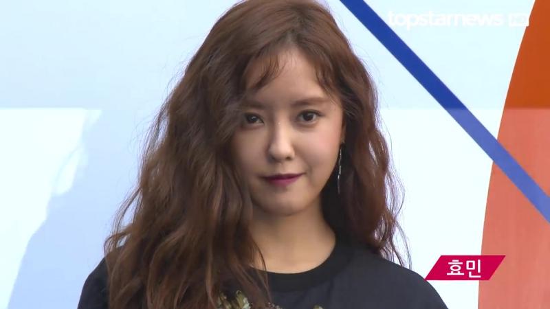 170330 Hyomin Seoul Fashion Week YOHANIX