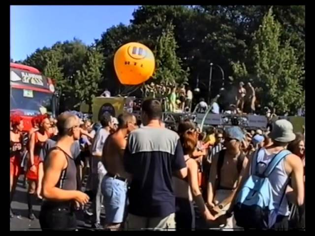 Loveparade 10 Juli 1999