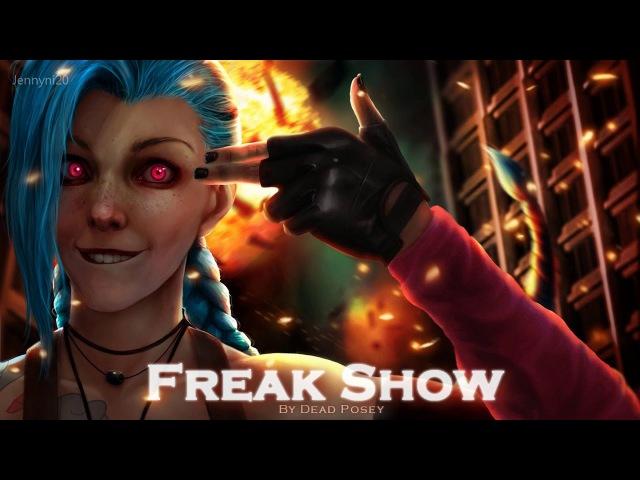 EPIC ROCK Freak Show by Dead Posey
