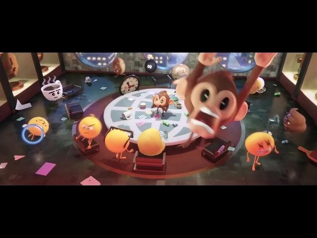 Эмоджи фильм The Emoji Movie 2017 г Кино Coub