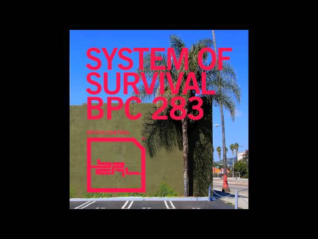 System Of Survival I Mean BPitch Control 283