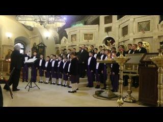 Владимирская капелла мальчиков и  юношей - Легенда о 12 разбойниках
