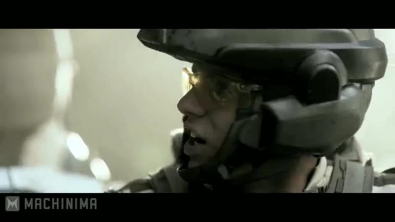 Halo 4 Идущий к рассвету трейлер 2012 Фантастика
