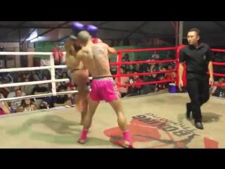 Ryan fights Ben from Lanna