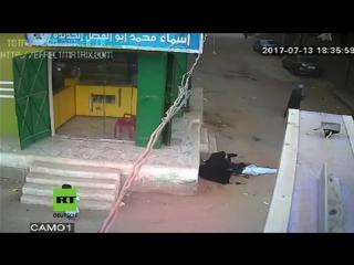 Ägypten grausames video – vater erschießt seinen sohn, der versucht, seine mutter zu schützen
