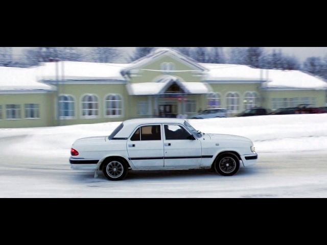 ГАЗ 3110 Turbo Diesel. Та самая Волжаночка.
