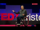 In Disaster There is Opportunity - Finding a Path Through Paralysis   Martyn Ashton   TEDxBristol