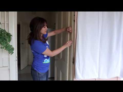 Gioăng dán chống ồn cho cửa gỗ