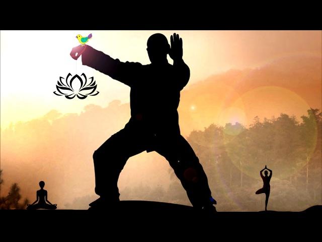 Музыка ✿ для Тай Цзи Медитации Релаксации Дзен