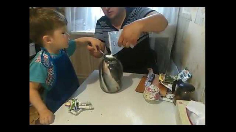 Как правильно посолить селёдку (малосол)