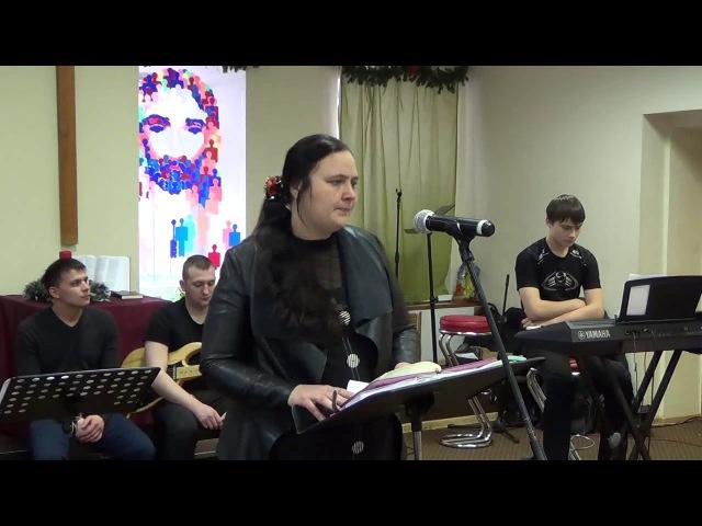 Лариса Шугурова Освобождение Церковь Живое слово