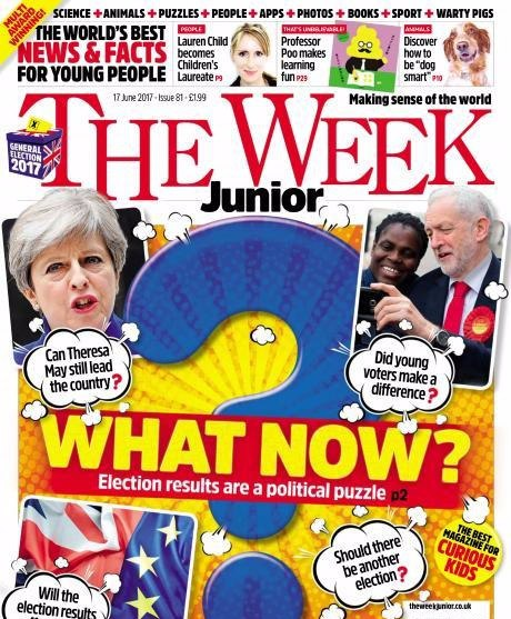 The Week Junior UK Issue 81 17 June 2017