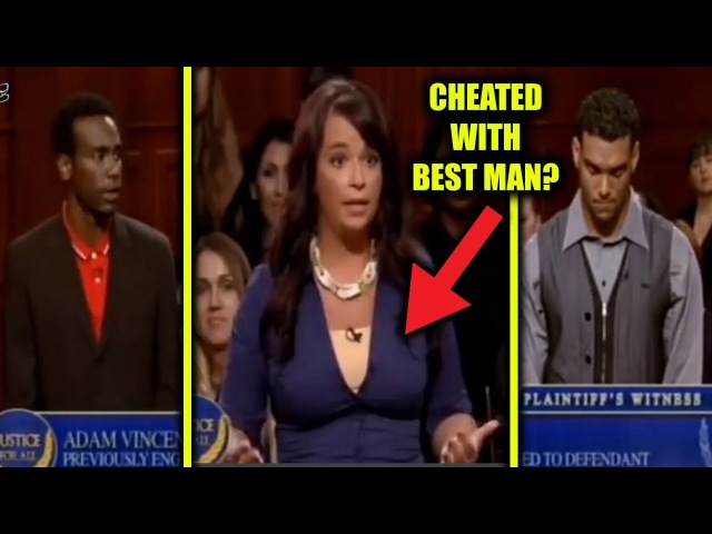 She CHEATED with BEST Man 10 Min After Wedding JUDGE JUDY would RAGE