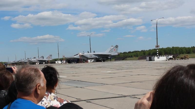 9 Мая 2018г. база ВВС «Саваслейка» 7