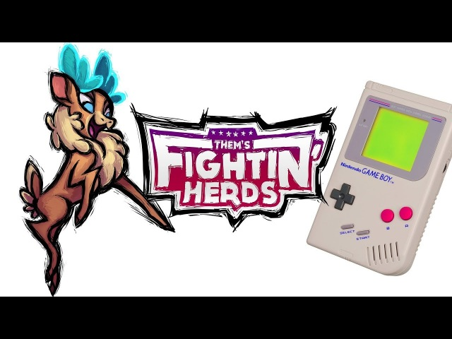 Them's Fightin' Herds Rein Chiptune Version