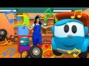 Canzoni per bambini Leo ed i mestieri cartoni animati