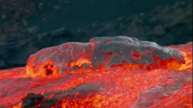 Земля Мощь планеты 2007 вулканы