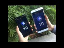 10-finger Multi-touch Function on UHANS Smartphones