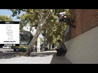 Up Close, Personal and BTS in Argentina Raw!  - Ep. 28 Kink BMX Saturday Selects // insidebmx
