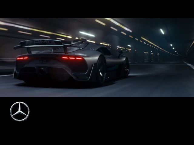 Mercedes AMG Project ONE The Future of Driving Performance IAA 2017