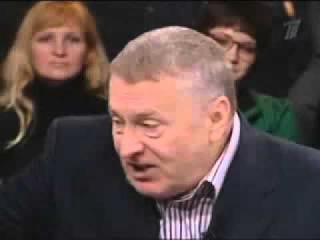 Жириновский   вся жизнь в говне! Эксклюзив!