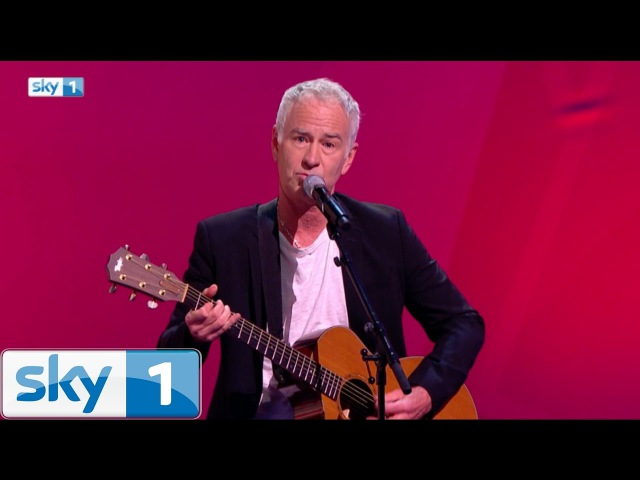 MUST WATCH ALOTO S11 - John McEnroes David Bowie Cover
