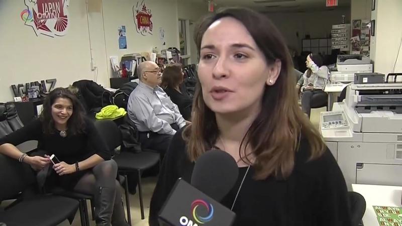 Видео с вечеринки Woori Education Immigration Italiani a Toronto