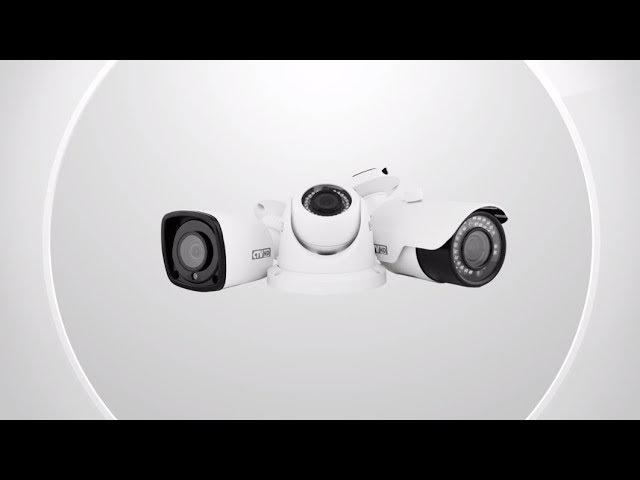 Мультиформатные камеры видеонаблюдения от CTV HDB2820A SE HDD2820A SE и HDB2820A M Обзор