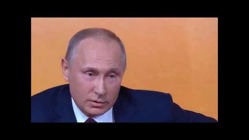 Анекдот от Путина про кортик и часы