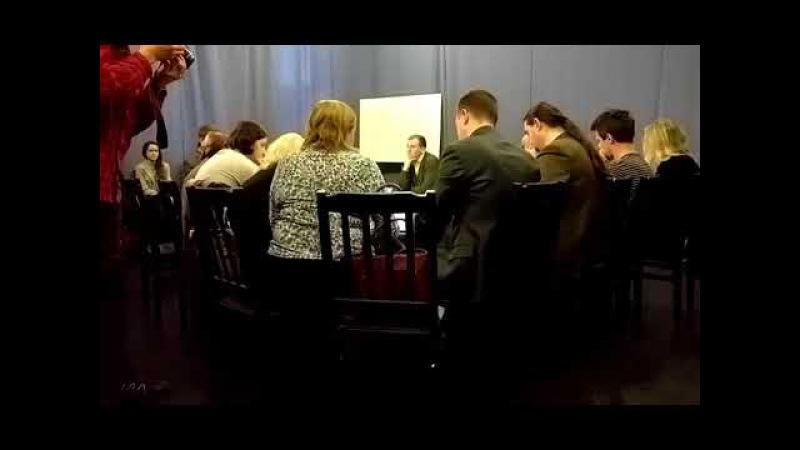 Круглый стол по судьбе дореволюционного квартала на Тележной улице