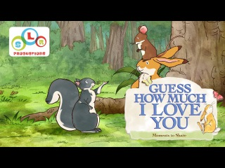 """Guess How Much I Love You: Moments to Share """"Lend a Helping Hand"""""""